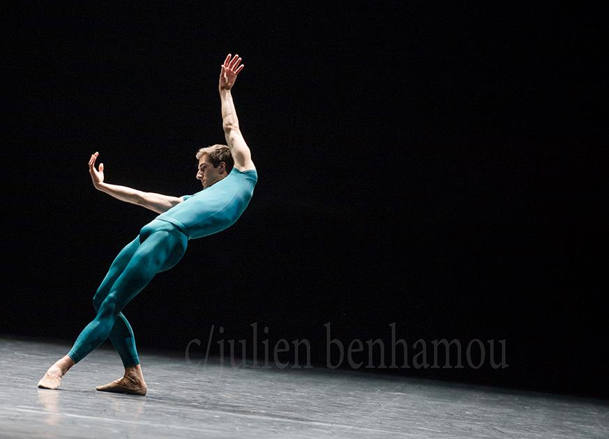 Vincent Chaillet In The Midlle Somewhat was elevated William Forstyhe photo de Julien Benhamou