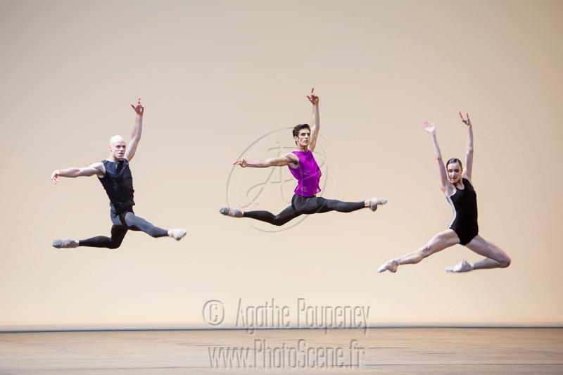 Pas. /Parts de William Forsythe copyright photo Agathe Poupeney