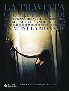 Affiche La Traviata