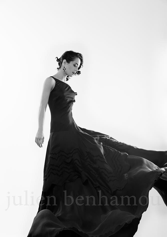 Mathilde Froustey par Julien Benhamou