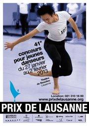 Prix de LAusanne 2013