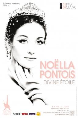exposition Noëlla Pontois à Elephant Paname