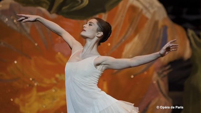 Aurélie Dupont dans Psyché