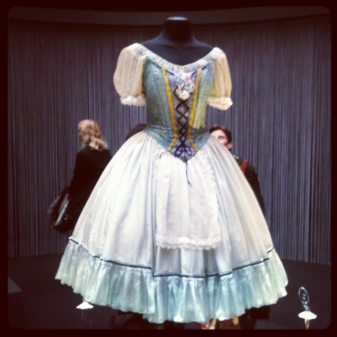 Costume de Giselle