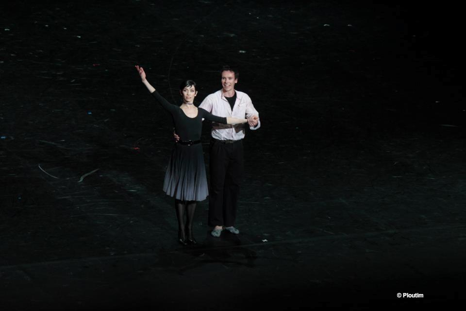 Nicolas LeRiche et Eleonora Abbagnato dans Le Rendez-Vous de Roland Petit