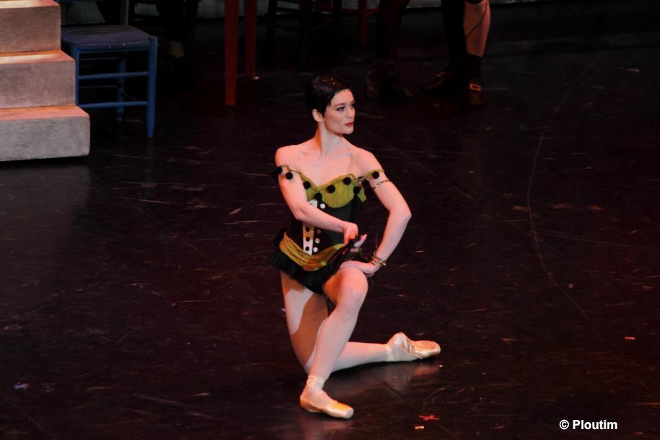 Aurélie Dupont dans Carmen