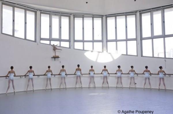 Ecole de danse © Agathe Poupeney