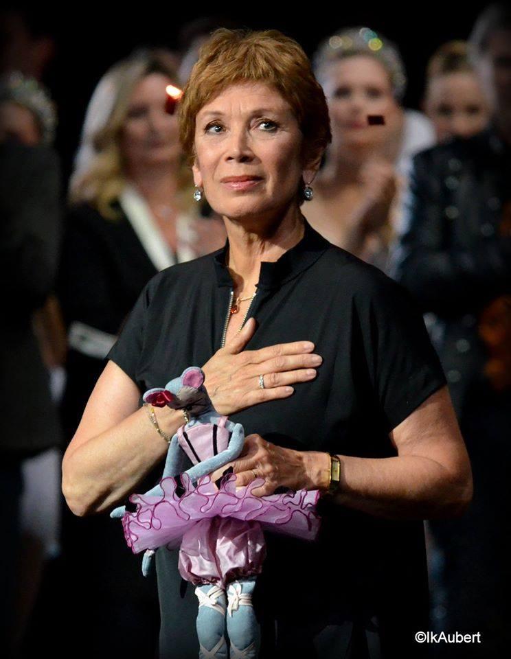 Brigitte Lefèvre le 4 octobre