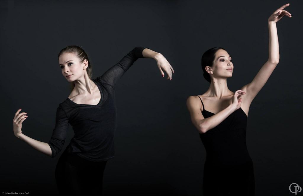 Léonore Baulac et Hannah O'Neill