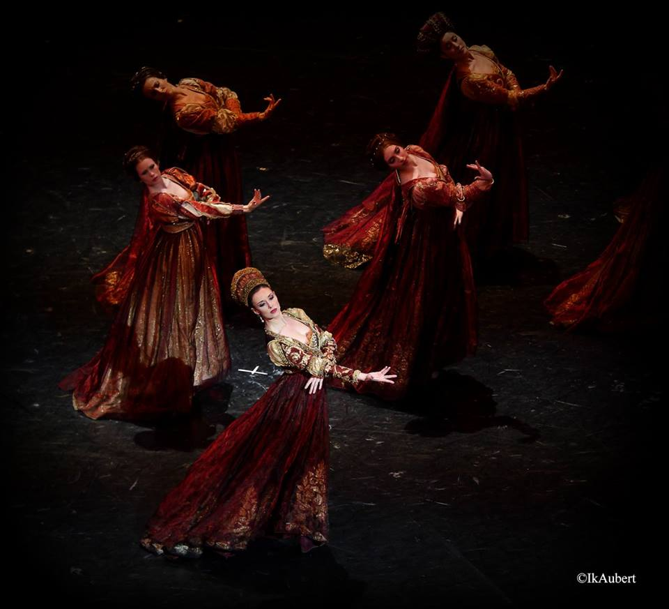 Roméo & Juliette Danse des Capulets