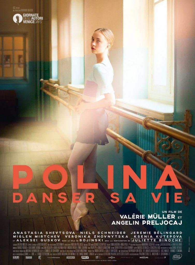 Polina l'affiche