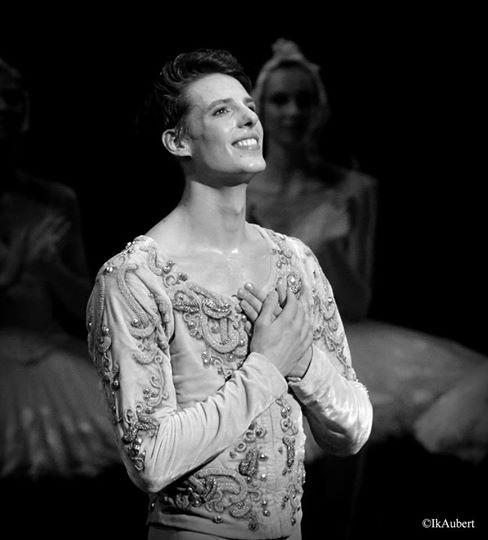 Germain Louvet, nouvelle étoile de l'Opéra de Paris