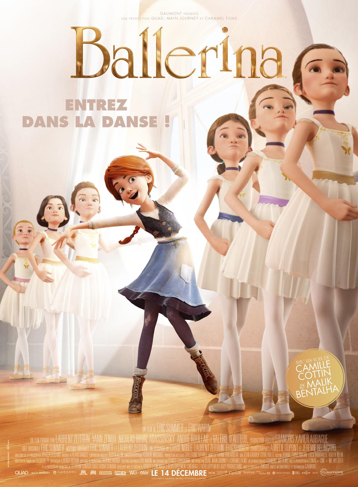 Ballerina le film